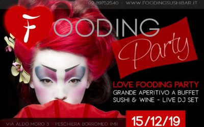 Love Fooding Party – domenica 15 dicembre 2019
